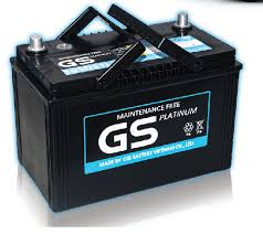 Ắc quy GS 80Ah MF95D31R