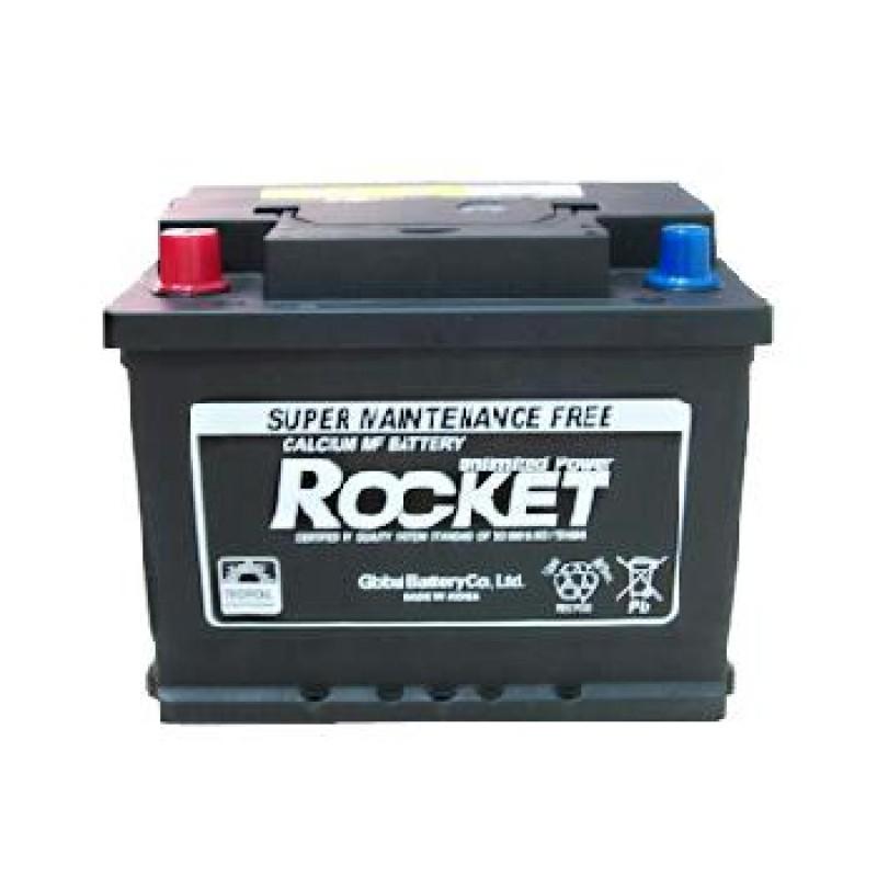 Ắc quy Rocket 60Ah 55D23