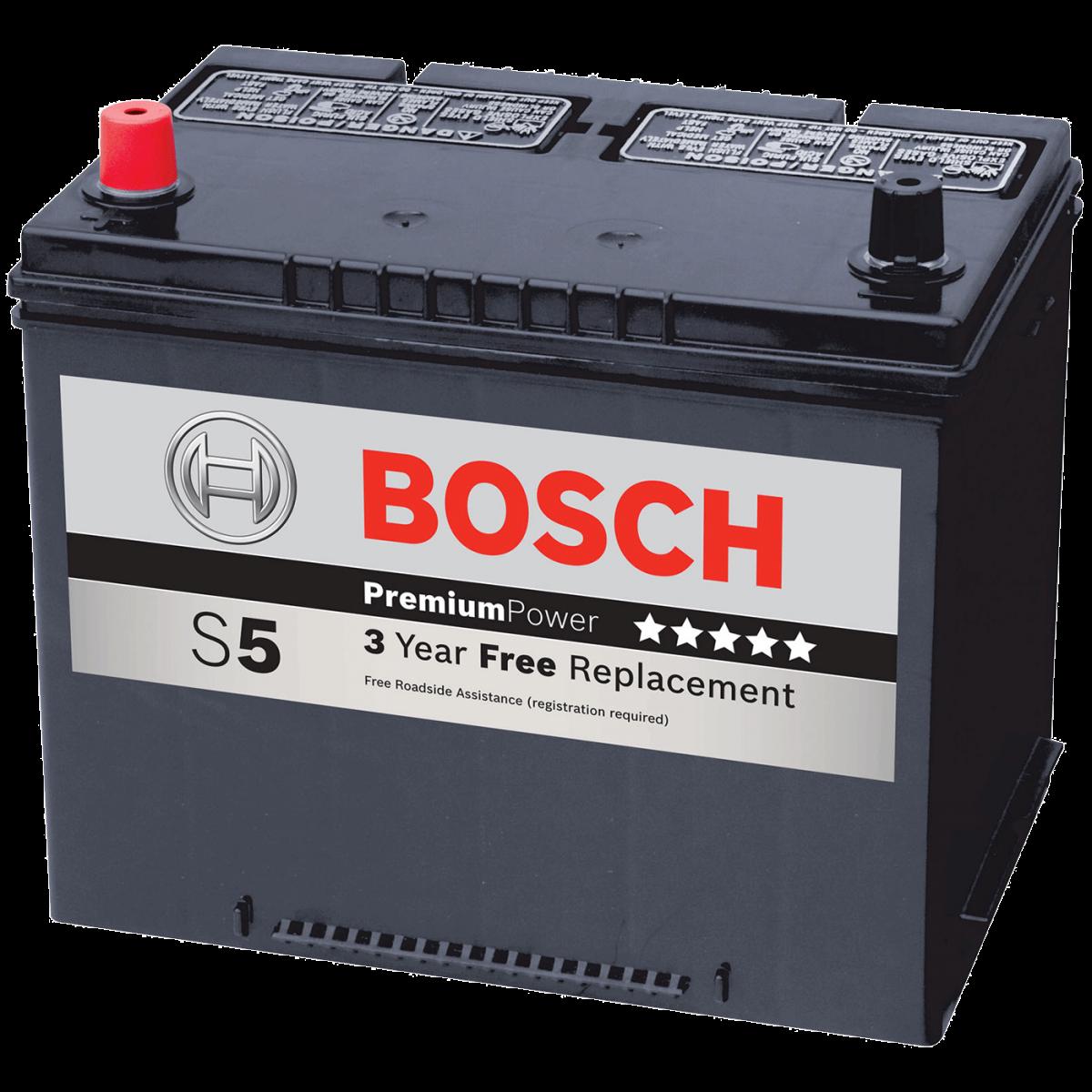 Ắc quy Bosch 80Ah - DIN58014