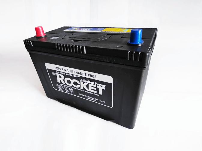 Ắc quy Rocket 80Ah DIN 58014