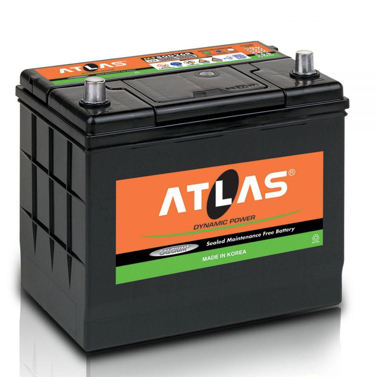 Ắc quy Atlas 40Ah MF44B19L